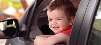 Enfant conducteur
