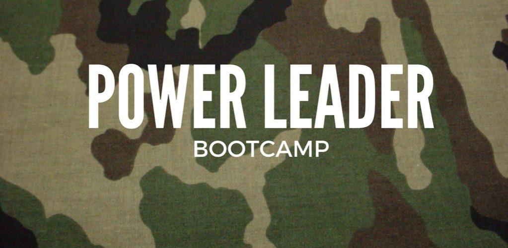 Bootcamp power leader