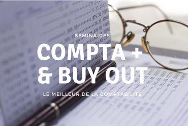 Séminaires Compta plus et buy out