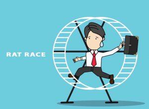 Rat race ou fast track