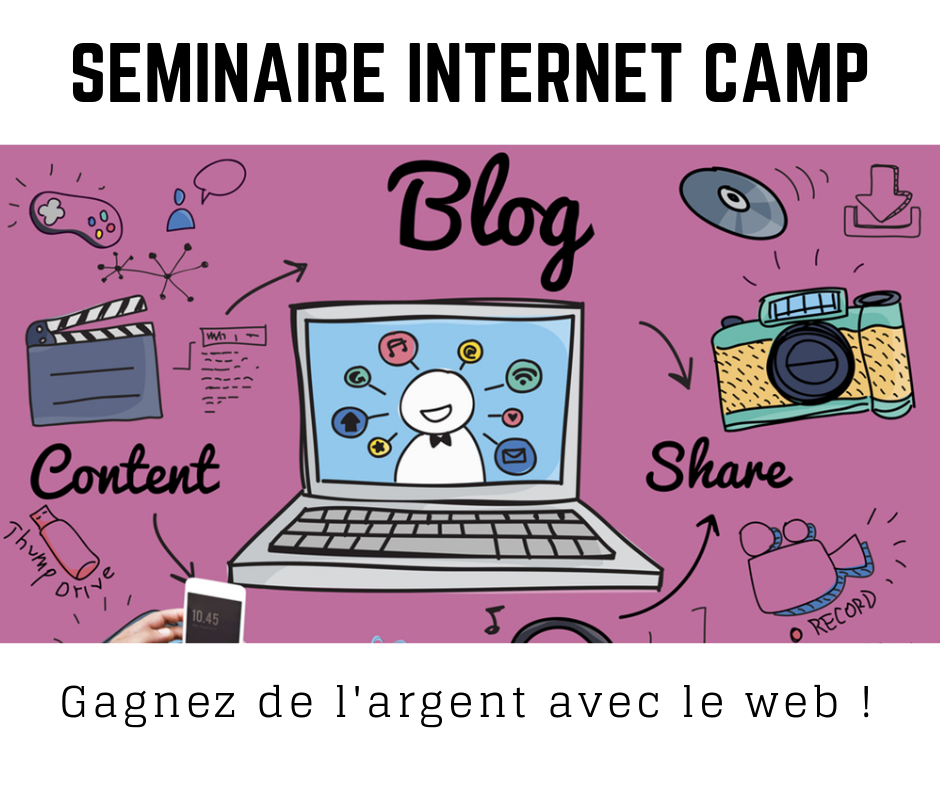 Séminaire Internet camp 2019